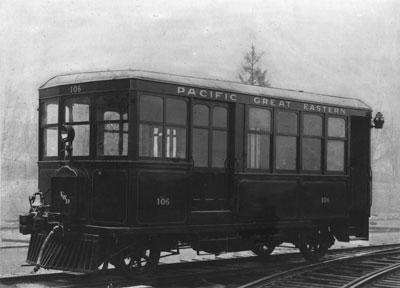 Pacific Great Eastern Railway