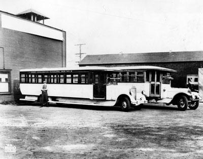 Municipal Bus Depot