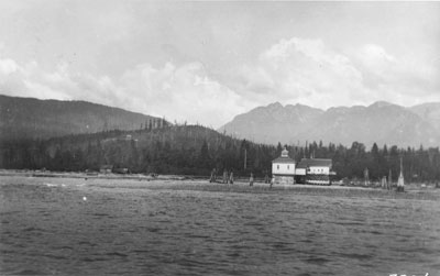 Capilano River Lighthouse