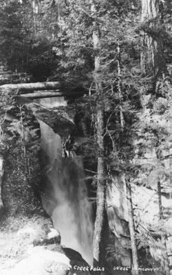 Cypress Creek Waterfall