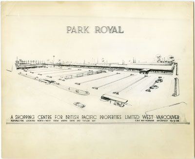 Park Royal Architect Drawing