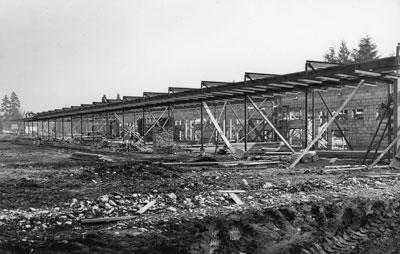 Park Royal Construction Site