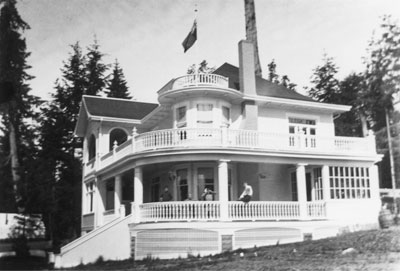 W.C. Thompson House