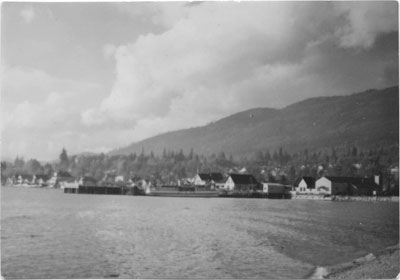 West Vancouver Ferry