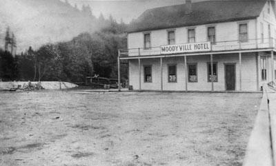 Moodyville Hotel