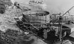 Lions Gate Bridge Construction