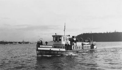 West Vancouver Ferry # 5