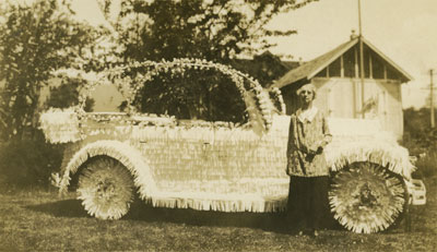 First May Queen Car