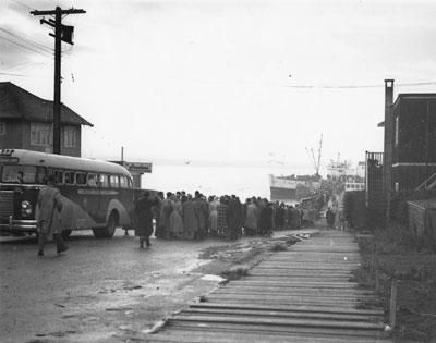 Gulf Mariner Ferry