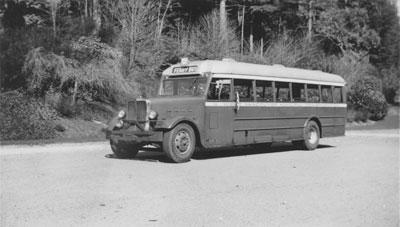 West Vancouver Bus #34