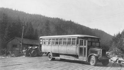 West Vancouver Bus #31