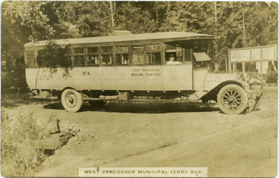 West Vancouver Bus #4