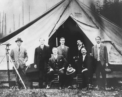 West Vancouver's First Council