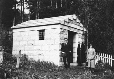 Chief Joe Capilano Mausoleum