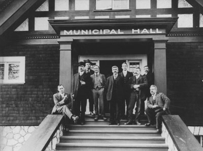 Municipal Hall Staff