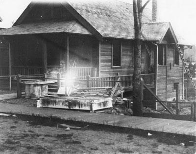 B.C. Telephone office