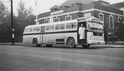 Twin Coach Demonstrator