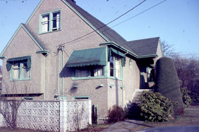 House on Esquimalt Avenue