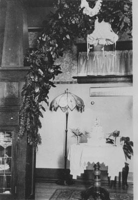 Interior, Merrick House