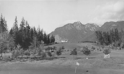 Clubhouse, Capilano Golf and Country Club