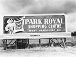 Park Royal Billboard