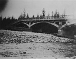 Capilano River Bridge