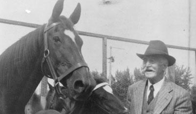 John Lawson and Horses