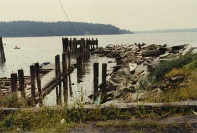 Former Ferry Dock