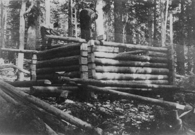 Scout Group Cabin on Hollyburn
