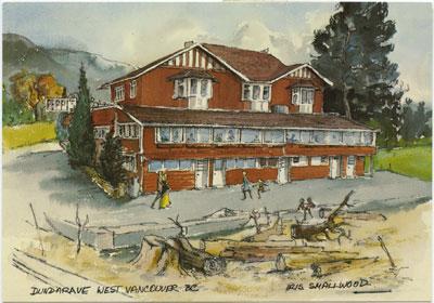 Postcard: Peppi's Restaurant