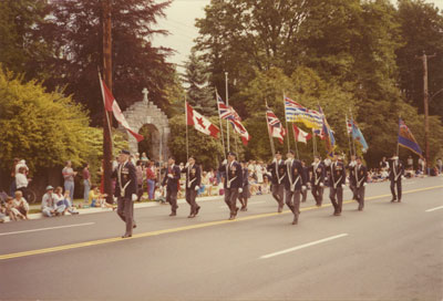 West Vancouver Community Day Parade