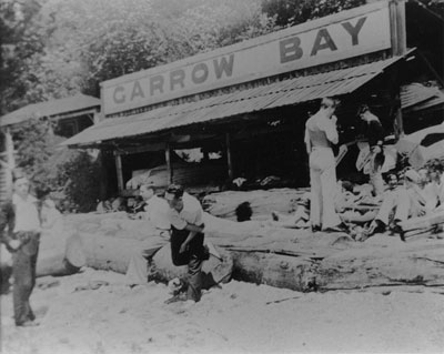 Beach at Garrow Bay