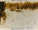 Ski Camp on Hollyburn Ridge