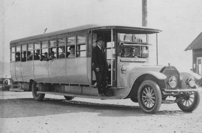 Bus No. 6 at Ambleside