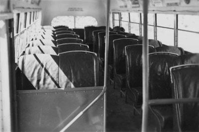 Bus no. 35 (interior)