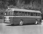 West Vancouver Municipal Transportation Bus