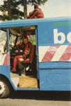 Community Day Parade (Bookmobile)