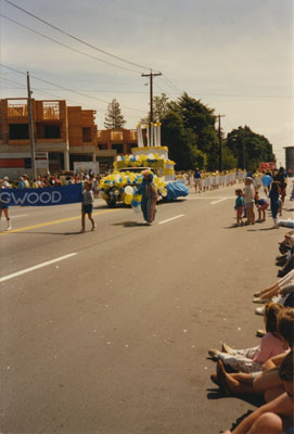 Community Day Parade (Collingwood School)