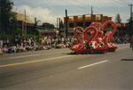 Community Day Parade (PNE float)