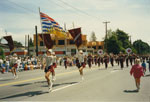 Community Day Parade (North Vancouver Youth Band)