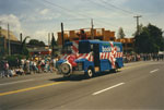 Community Day Parade (Bookmobile)