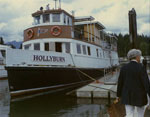 West Vancouver Historical Society Cruise