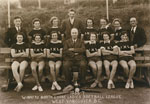 Winners of the North Shore Ladies Softball League