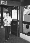 Library Assistant Tani Banico