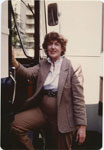 Bookmobile Driver Lucille Fisher