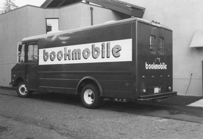 West Vancouver Memorial Library Bookmobile