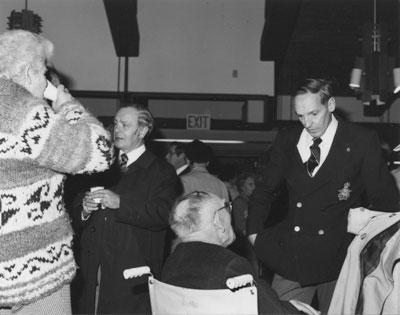 WWII Plinths Dedication Ceremony