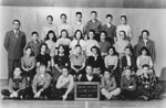 Inglewood Jr. High Grade VII Class (1958)