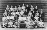 Hollyburn School Grade V & VI Class (1957)