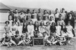Hollyburn School Grade IV Class (1954)